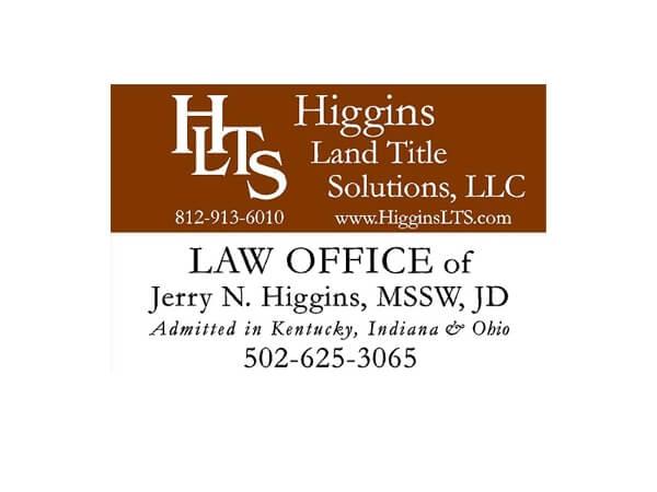 Higgins Land Title Solutions, LLC